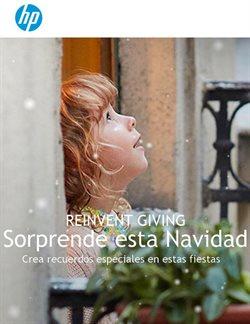 Ofertas de HP  en el folleto de Barcelona