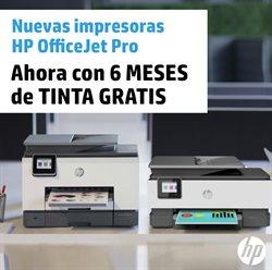 Ofertas de HP  en el folleto de Sevilla