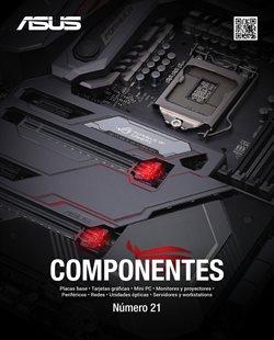 Ofertas de Asus  en el folleto de Asus en Madrid