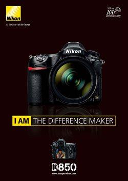 Ofertas de Nikon  en el folleto de Nikon en León