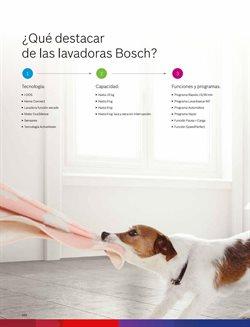 Ofertas de Lavadora carga frontal  en el folleto de Bosch en Ronda