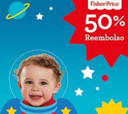 Ofertas de Fisher-Price  en el folleto de Fisher-Price en Madrid