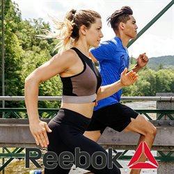 Ofertas de Deportes  en el folleto de Reebok en Zamora