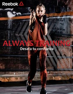 Ofertas de ABC Serrano  en el folleto de Reebok en Madrid