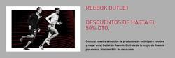 Ofertas de Reebok  en el folleto de Madrid