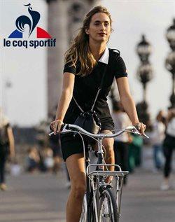 Ofertas de Le Coq Sportif  en el folleto de Barcelona