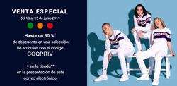 Ofertas de Le Coq Sportif  en el folleto de Alcalá de Henares