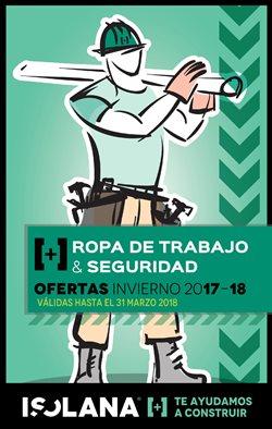 Ofertas de Jardín y bricolaje  en el folleto de Isolana en Sevilla