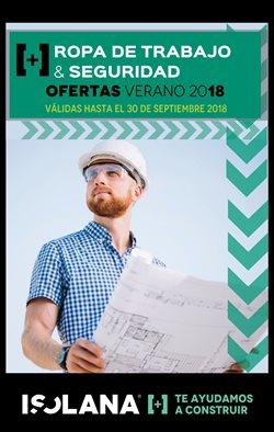 Ofertas de Isolana  en el folleto de Madrid