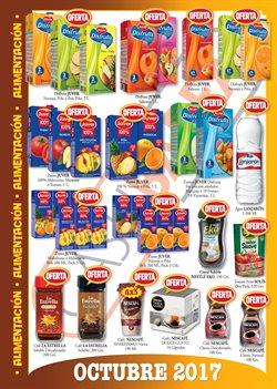 Ofertas de Zumo de naranja  en el folleto de Cash Barea en Huelva