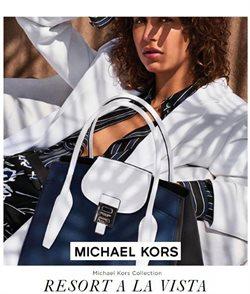 Ofertas de Primeras marcas  en el folleto de Michael Kors en Madrid