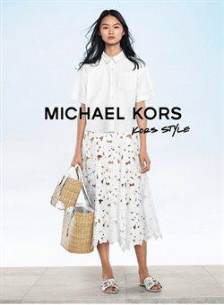 Ofertas de Michael Kors  en el folleto de Madrid
