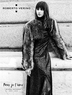 Ofertas de Abrigo mujer  en el folleto de Roberto Verino en Fuenlabrada