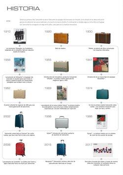 Ofertas de Muebles de salón  en el folleto de Samsonite en Motril