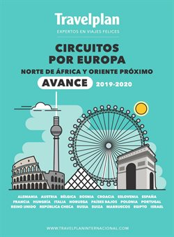 Ofertas de Travelplan  en el folleto de Madrid