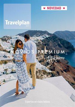 Ofertas de Viajes de novios  en el folleto de Travelplan en Madrid