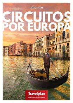 Ofertas de Viajes a Europa en Travelplan
