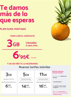 Ofertas de Informática y electrónica  en el folleto de Tuenti en Torrevieja