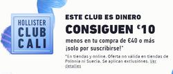 Ofertas de Hollister  en el folleto de Bilbao