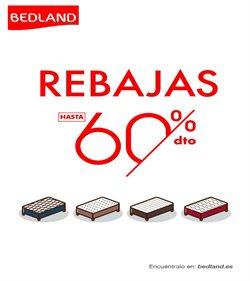 Ofertas de Bedland  en el folleto de Barcelona
