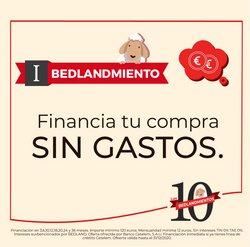 Catálogo Bedland en Jerez de la Frontera ( Más de un mes )
