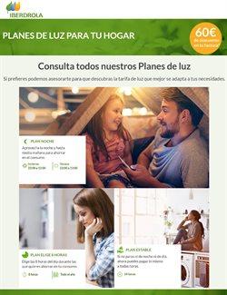Ofertas de Iberdrola  en el folleto de Murcia