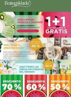 Ofertas de Bottega Verde en el catálogo de Bottega Verde ( 5 días más)