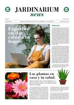 Ofertas de Jardinarium en el catálogo de Jardinarium ( 8 días más)