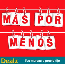 Ofertas de Dealz  en el folleto de Leganés