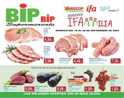 Catálogo Supermercados Bip Bip ( Caduca mañana)