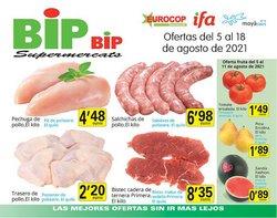 Ofertas de Supermercados Bip Bip en el catálogo de Supermercados Bip Bip ( Publicado hoy)