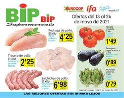 Catálogo Supermercados Bip Bip ( 8 días más)