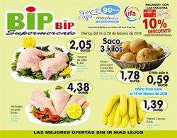 Ofertas de Supermercados Bip Bip  en el folleto de Palma de Mallorca