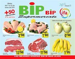 Ofertas de Supermercados Bip Bip  en el folleto de Puigpunyent