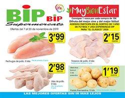 Ofertas de Supermercados Bip Bip  en el folleto de Bunyola