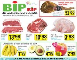 Ofertas de Supermercados Bip Bip  en el folleto de Santa Margalida