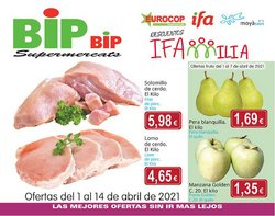 Catálogo Supermercados Bip Bip ( 4 días más)