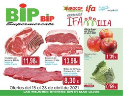 Catálogo Supermercados Bip Bip ( Caducado)
