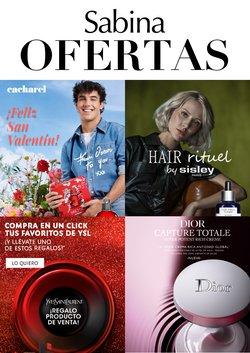 Ofertas de Armani en el catálogo de Perfumerías Sabina ( Publicado hoy)