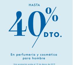 Ofertas de Perfumerías y belleza  en el folleto de Perfumerías Sabina en Santa Lucía de Tirajana