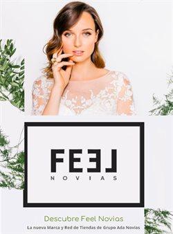 Ofertas de Vestidos de novia  en el folleto de Ada Novias en Madrid