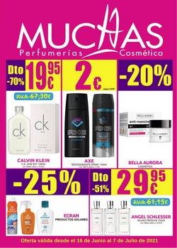 Catálogo Muchas Perfumerías ( 13 días más)
