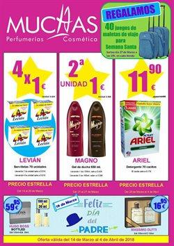 Ofertas de Perfumerías y belleza  en el folleto de Muchas Perfumerías en A Coruña