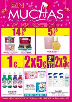 Ofertas de Perfumerías y Belleza  en el folleto de Muchas Perfumerías en Carballo