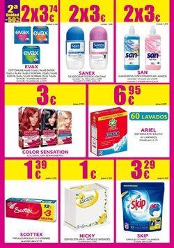 Ofertas de Detergente en Muchas Perfumerías