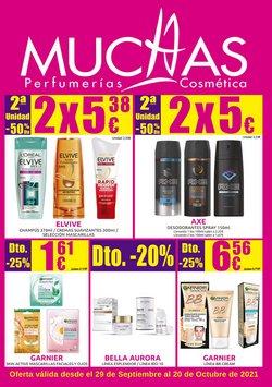 Catálogo Muchas Perfumerías ( Caduca hoy)