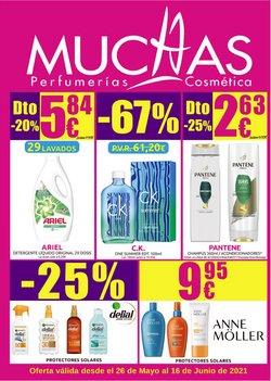 Catálogo Muchas Perfumerías ( Caduca mañana)