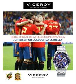 Ofertas de Viceroy  en el folleto de Madrid