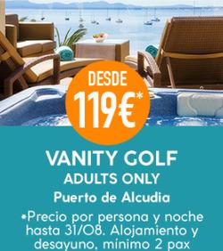 Ofertas de Viva Hoteles  en el folleto de Alcúdia