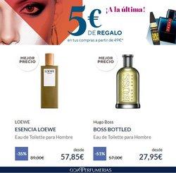 Ofertas de Loewe en el catálogo de Paco Perfumerías ( 3 días más)
